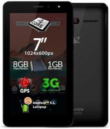 Allview AX501Q 7 8GB 3G czarny