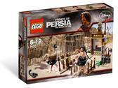 LEGO The Ostrich Race - Wyścig strusi 7570