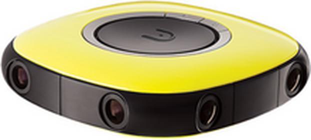 Vuze360 żółty