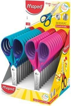 Maped Nożyczki Essentials Soft 13cm