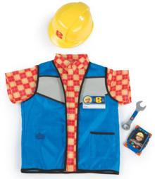 Smoby Bob budowniczy - Strój 380300VPC