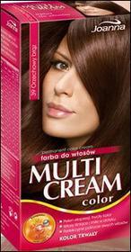 Joanna Multi Cream 3D 39 Orzechowy Brąz