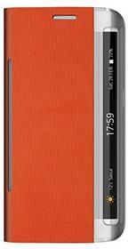 """Zenus pokrowiec ochronny \""""Martin Diary"""" w kolorze pomarańczowym do Samsung Galaxy S6 edge SM-G925 °F"""