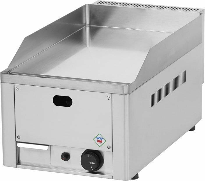 RedFox Płyta grillowa chromowana gazowa FTHC - 30 G 00000365