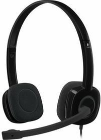 Logitech H151 czarne