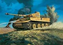 Airfix Tiger I Tank