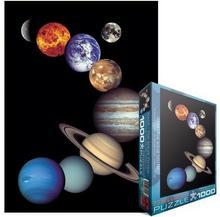 Kosmos 29-000100 Puzzle NASA Układ Słoneczny