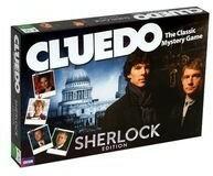 Hasbro Cluedo Sherlock Game - Wysyłka W 24H !!!