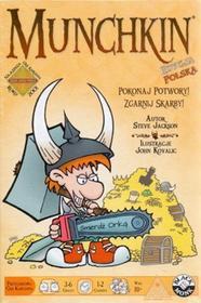 Black Monk Games Munchkin - Edycja 2014