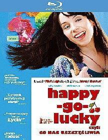 Happy-Go-Lucky czyli co nas uszczęśliwia [Blu-Ray]