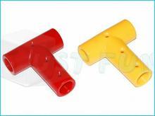 Just FunŁącznik typ T Basic do liny zbrojonej 16 mm - żółty