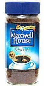 Maxwell House 200 g. - P0002 NB-3258