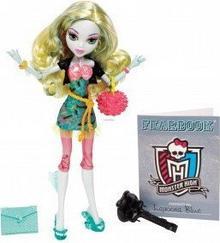 Mattel Monster High - Upiorni uczniowie - lalka Lagoona Blue BBJ78