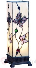 Butterfly Clayre&Eef Mały lampion Rosy 35 cm
