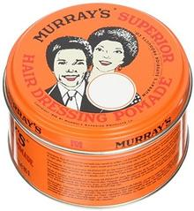 Murrays Superior Hair Dressing Pomade for Strong Hold, 85 G ULT-040