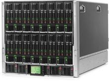 HP BLc7000 CTO 3 IN LCD Plat Enclosure