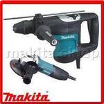 Opinie o MAKITA HR3540C + GA5030, młot udarowo obrotowy + szlifierka 125mm