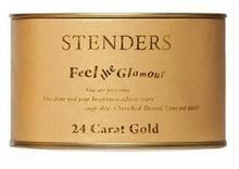 Stenders Mydło 24-Karatowe złote 115.0 g