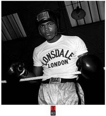 Muhammad Ali (Londyn) - reprodukcja