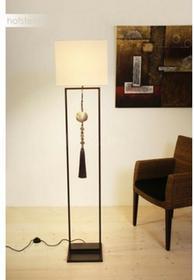 Hollander Holländer FINESTRA lampa stojąca Czarny, Brązowy, Biały, 1-punktowy