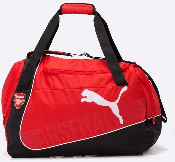 91fbe5897f484 Puma Torba Arsenal 7390501 czerwony – ceny