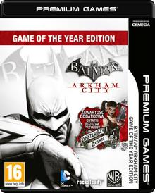 Batman: Arkham City Game of the Year Edition PC