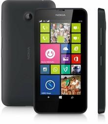 Nokia Lumia 630 Dual Sim Czarny