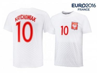 Krychowiak - koszulka piłkarska Polska Euro 2016 AE71-70834_20160621162912