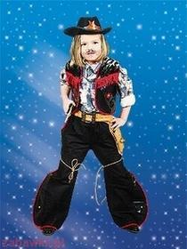 Sezamik STRÓJ karnawałowy Kowboy 0112