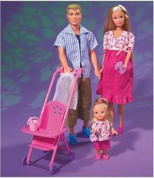 Simba Rodzina Steffi 5733200