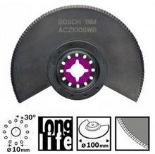 Bosch Nóż segmentowy BIM ze szlifem falistym ACZ 100 SWB 2608661693