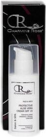 Charmine Rose PROTECTIVE ALOE VERA CREAM SPF 15 Ochronny krem aloesowy z filtrem