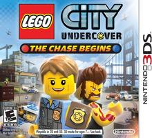 City Undercover: The Chase Begins 3DS
