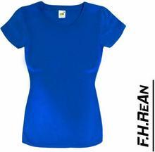 Koszulka Lady-Fit Valueweight 61-372-0 165g CIEMNY NIEBIESKI