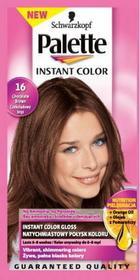 Schwarzkopf Palette Instant Color 16 Czekoladowy Brąz