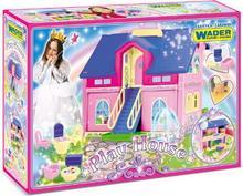 Wader Domek dla lalek Play House 25400