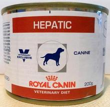 Royal Canin Hepatic HF 16 200g puszka