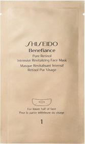 Shiseido Benefiance - Pure Retinol Intensive Revitalizing Face Mask 4szt.