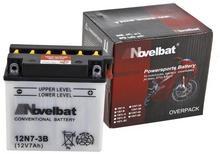 Novelbat 12N7-3B 12V 7Ah 90A (EN)