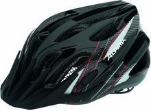 Alpina FB Junior 2.0 Flash - Kask rowerowy młodzieżowy, 50-55cm - Black-White-Re