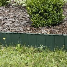 Prosperplast Palisada ogrodowa obrzeże 5,9m x 16cm Garden Fence Zielony IKRR IIK