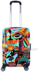 BG BERLIN LOBO mała walizka kabinowa Europe Style Looking Around - Europe Style