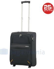 Samsonite AT by Mała walizka kabinowa AT SUMMER VOYAGER 85458 Czarna - czarny