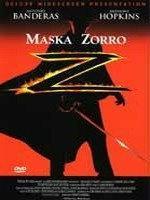 MASKA ZORRO (The Mask Of Zorro [DVD]