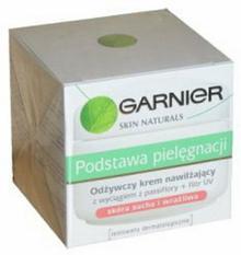 Garnier Podstawa Pielęgnacji Odżywczy Krem nawilżający do skóry suchej i wrażliwej 50ml