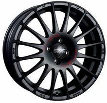 OZ Superturismo GT Black 8x18 5x112 50