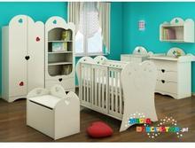 BabyBest Łóżeczko ROMANTIC BABY od w atrakcyjnej cenie LB-RM
