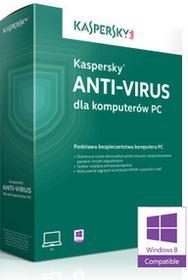 Kaspersky Anti-Virus 2015 KL1143PCBFS