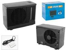 Klimatyzacja-Wentylator Samochodowy i do pomieszczeń. Urządzenie chłodzi poprzez