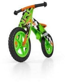 Milly Mally Rowerek biegowy Flip zielony